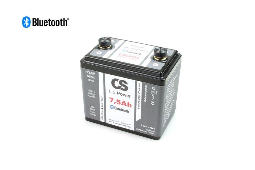 lithium lifepo4 motorrad starter batterie litepower b mit. Black Bedroom Furniture Sets. Home Design Ideas